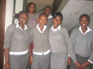 More of our schools girls
